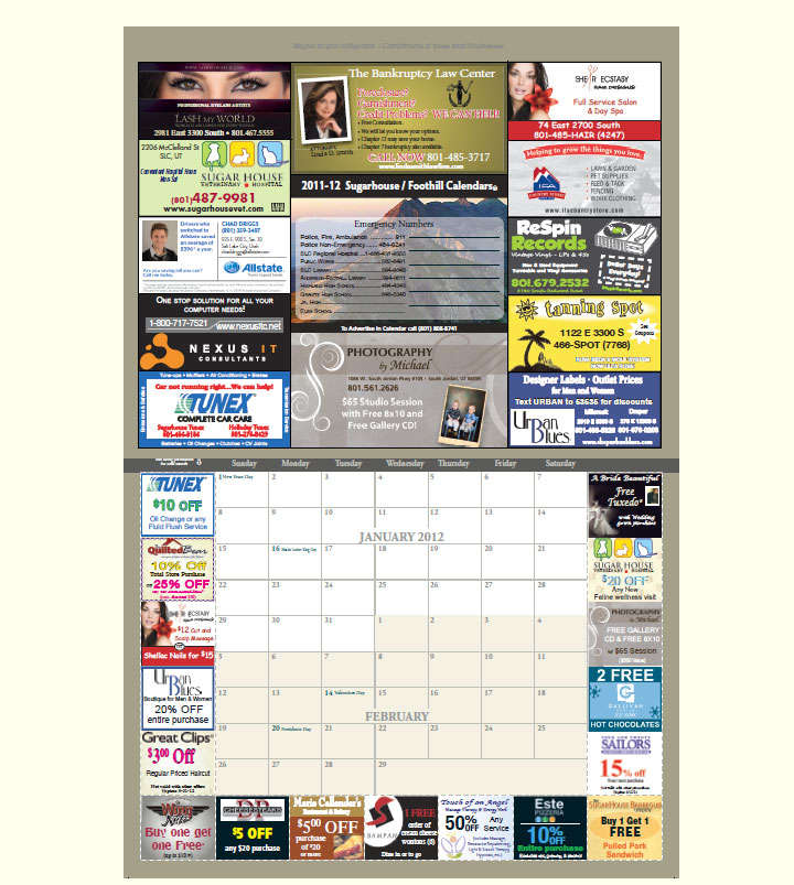 Calendars.com coupon 2018